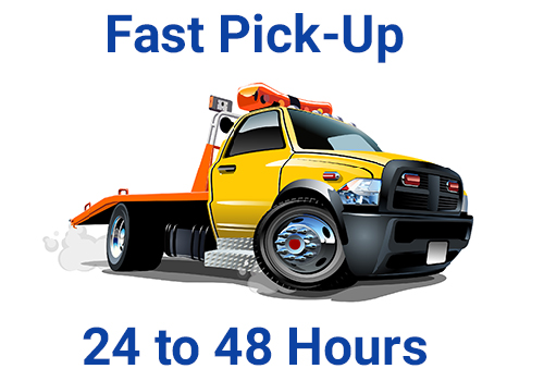 Cash For Clunkers, Free Fast Towing